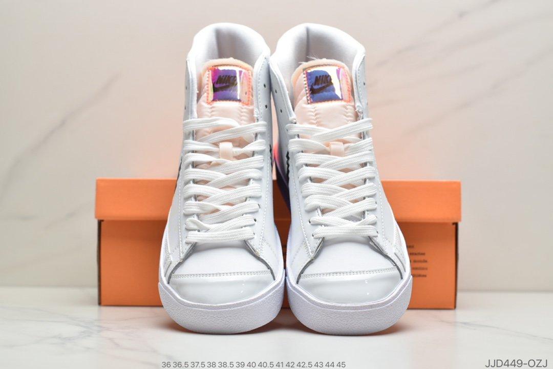高帮, 板鞋, 休闲板鞋, Nike Blazer Mid, JUST DO IT, Blazer Mid, Blazer