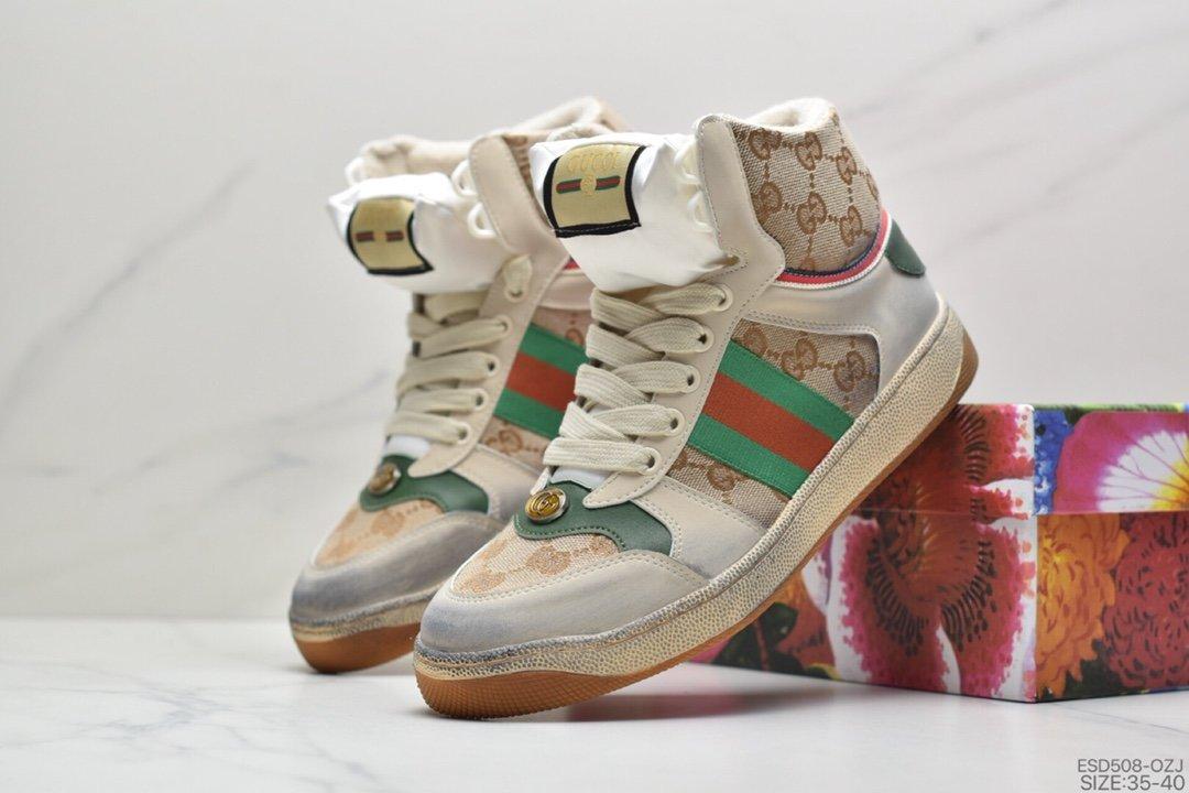 老爹鞋, 板鞋, Gucci