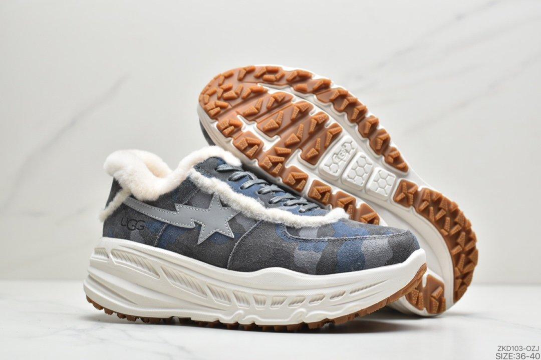 老爹鞋, UGG