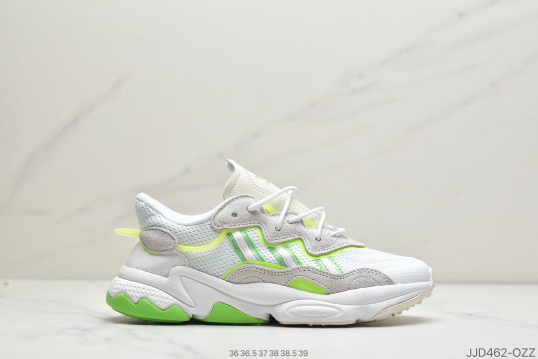 老爹鞋, 复古老爹鞋, Yeezy 500, Yeezy, Ozweego