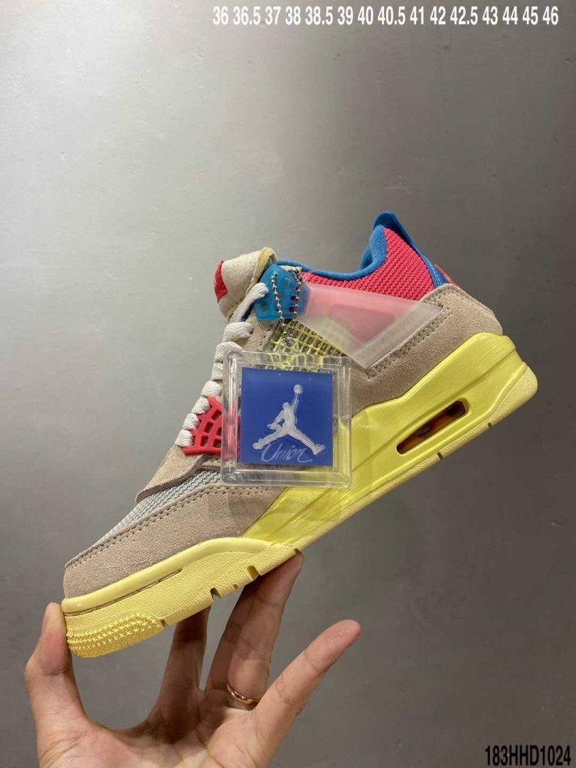 Jordan, Guava Ice, Air Jordan 4, Air Jordan