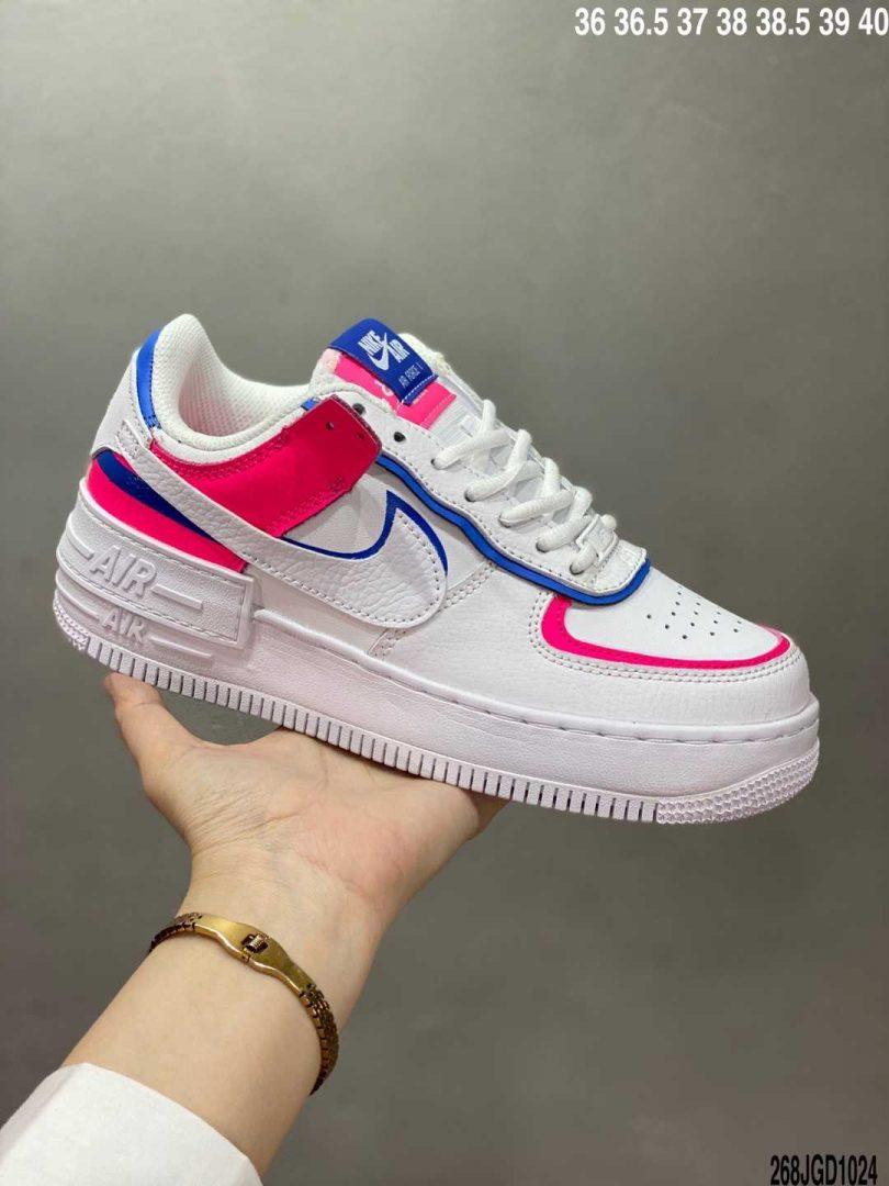 空军一号, 板鞋, 拼接马卡龙, Nike Air, EVA, Air Force 1 Shadow, Air Force 1