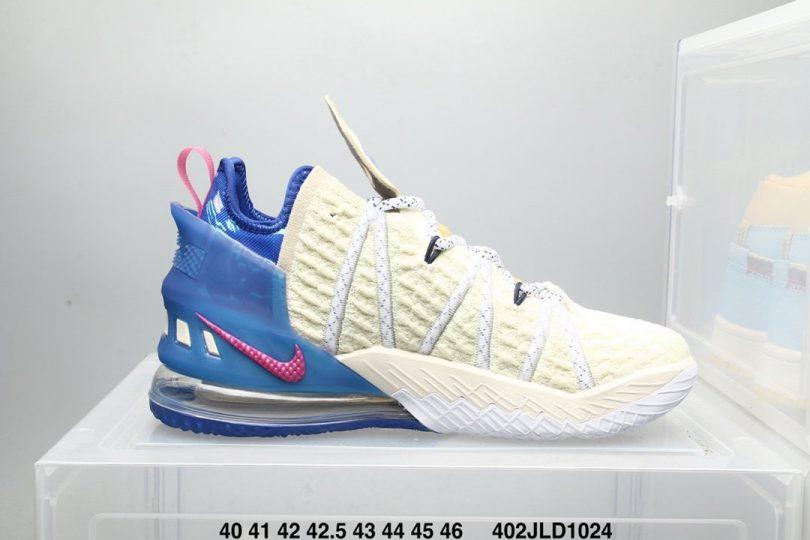 高帮, 篮球鞋, Nike LeBron 17