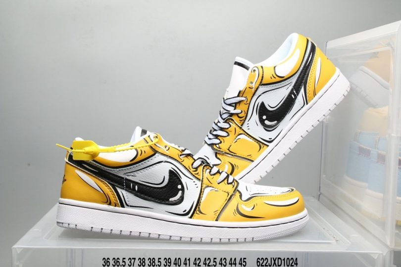 手绘玛卡龙, 二次元, Nike Air, Jordan, Air Jordan 1, Air Jordan