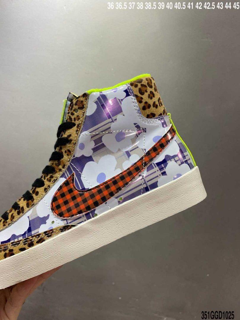 鸳鸯系列, 板鞋, What The, Nike Blazer Mid '77, Nike Blazer Mid, Blazer Mid