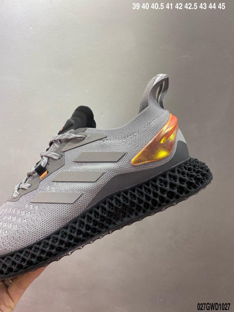 跑鞋, Primeknit, Alphaedge 4D, Adidas