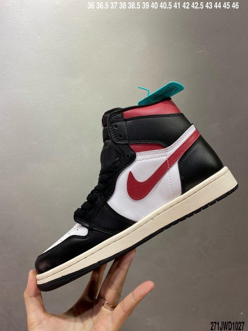 Jordan, Gym Red, Black, Air Jordan 1, Air Jordan