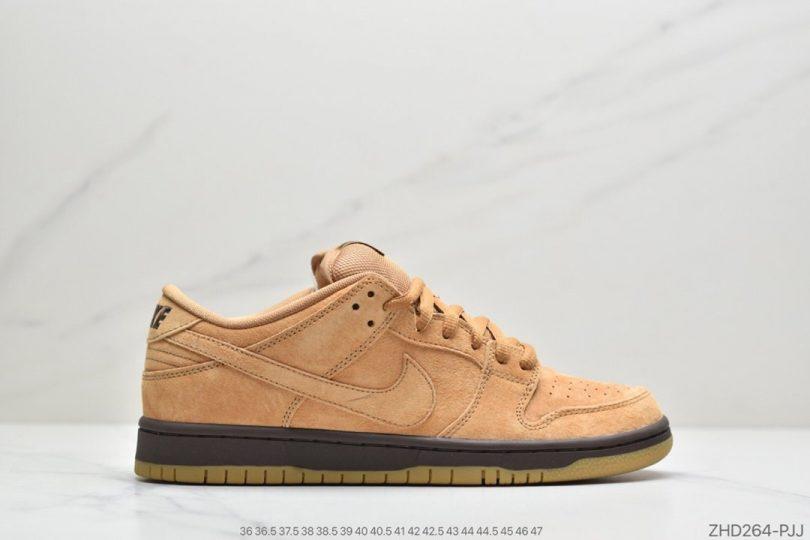 板鞋, 扣篮系列, Wheat Mocha, SB Dunk Low Pro, SB Dunk Low, Nike SB Dunk Low, Nike SB Dunk, Dunk Low, Dunk