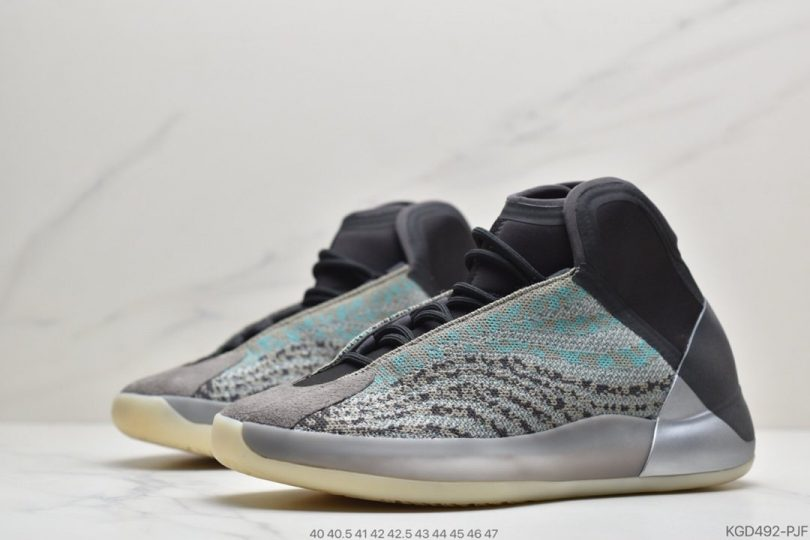 高帮, 篮球鞋, 爆米花, Yeezy, Quantum, Primeknit, Boost, Basket, adidas Originals