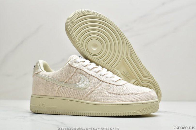 运动板鞋, 板鞋, Stussy, Nike Air, Black Cool, Black