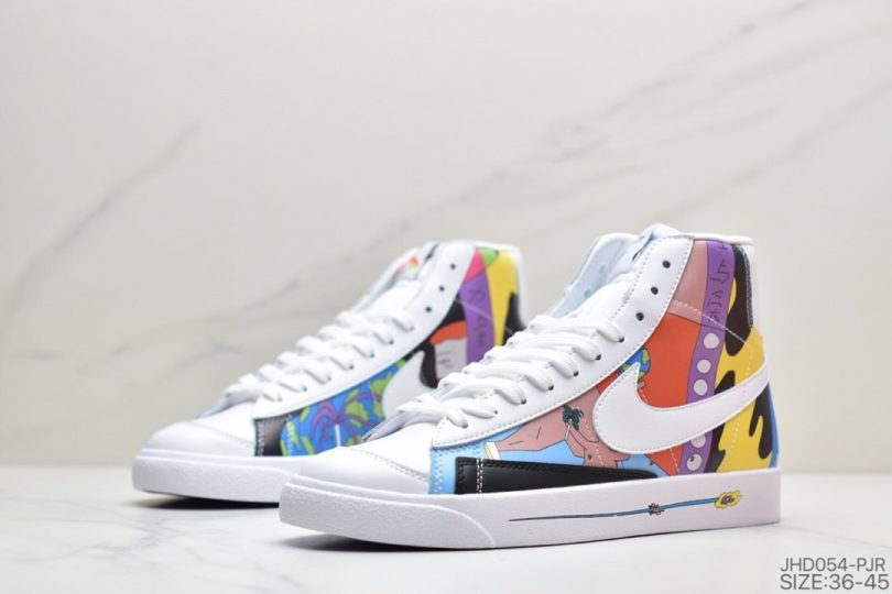 涂鸦, 开拓者, Nike Blazer Mid, Flyleather QS, Blazer Mid, Blazer