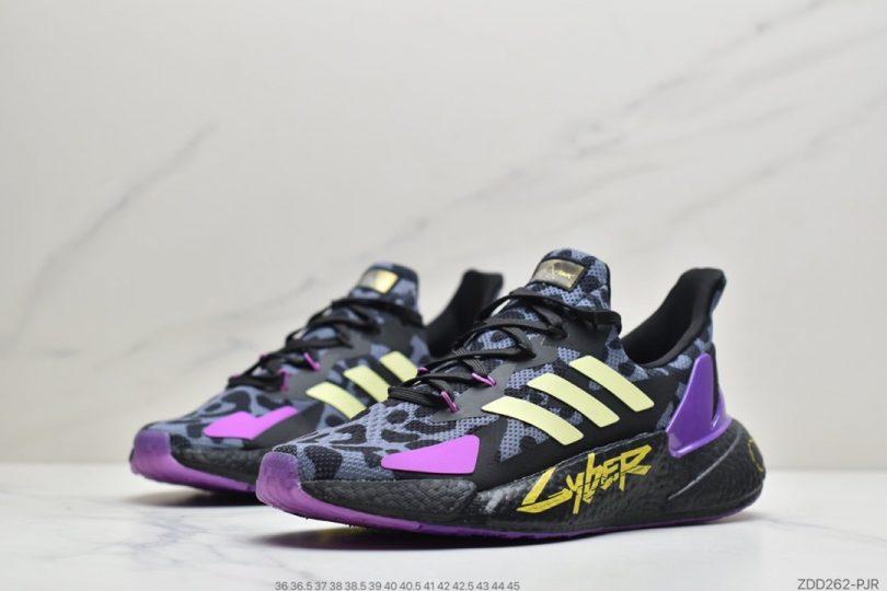 跑鞋, 爆米花, X9000L4, FW4910, Boost, Adidas