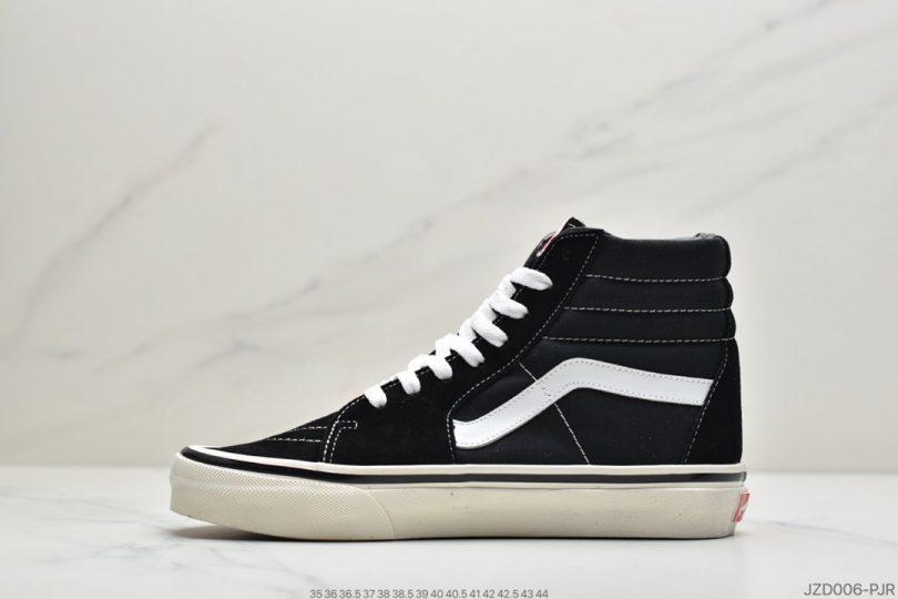 高帮, 板鞋, 安纳海姆, Sk8-Hi
