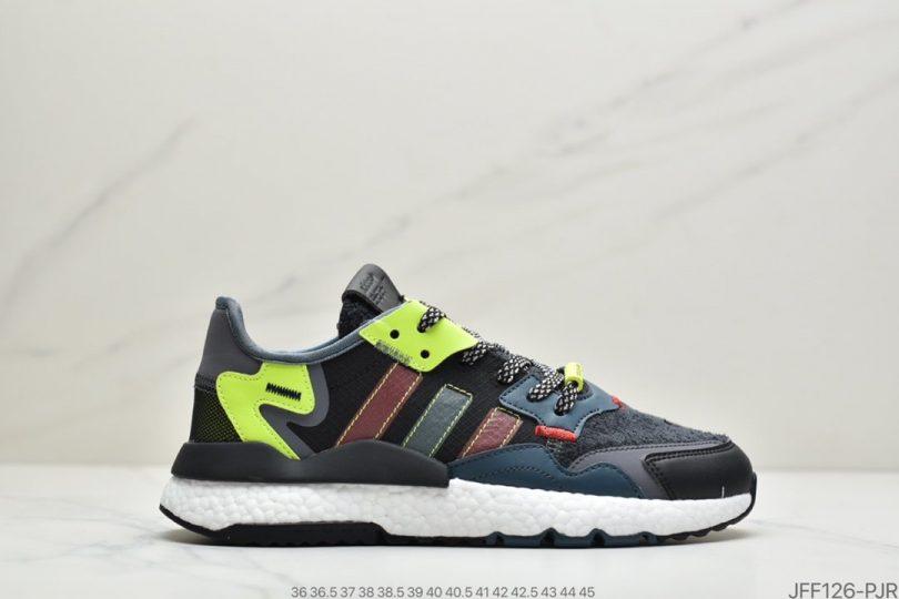 跑鞋, 夜行者, Nite Jogger, Boost, Adidas Nite Jogger, Adidas
