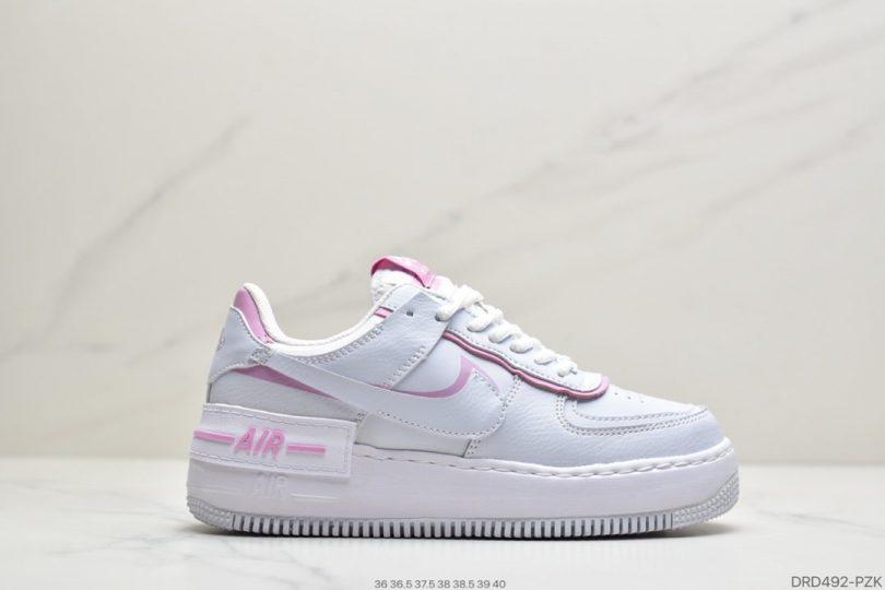马卡龙, 运动鞋, 空军一号, 板鞋, NIKE, Air Force 1 Shadow, AF1