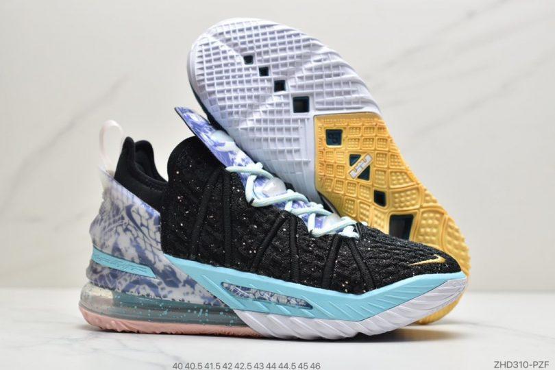 詹姆斯18, 实战篮球鞋, Nike LeBron 18, LeBron 18