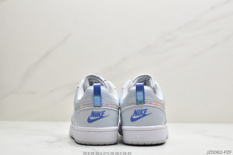 板鞋, Court Borough Low