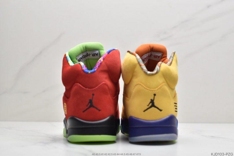 鸳鸯, 篮球鞋, 实战篮球鞋, What The, Jordan 5, Jordan, Air Jordan 5, Air Jordan