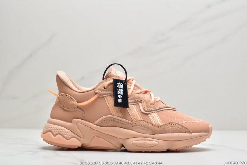 跑鞋, Ozweego, EVA, Black, Adidas, 3M反光