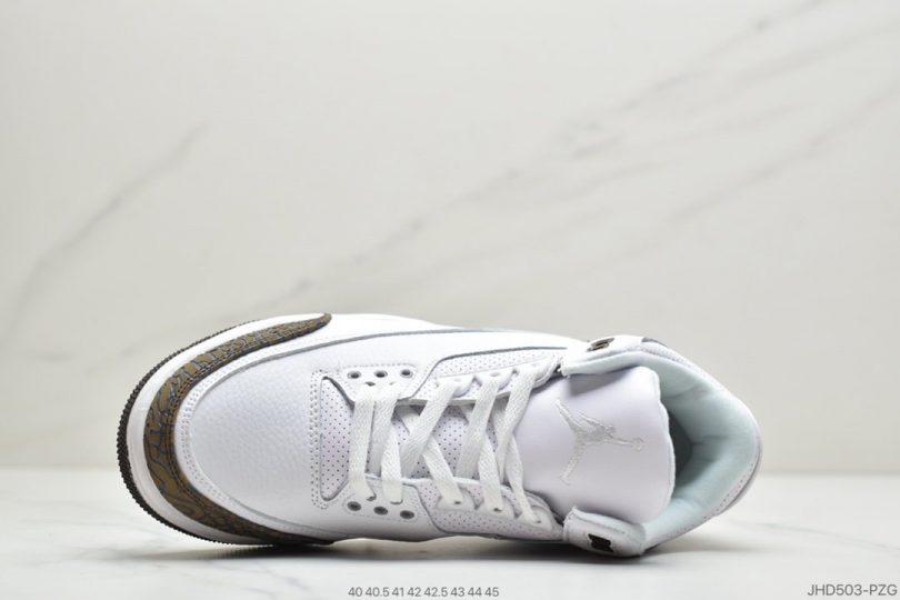 篮球鞋, 实战篮球鞋, AJ3, Air Jordan 3 SE Denim, Air Jordan 3, Air Jordan