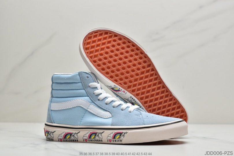 高帮, 板鞋, Vans SK8-Hi, Vans