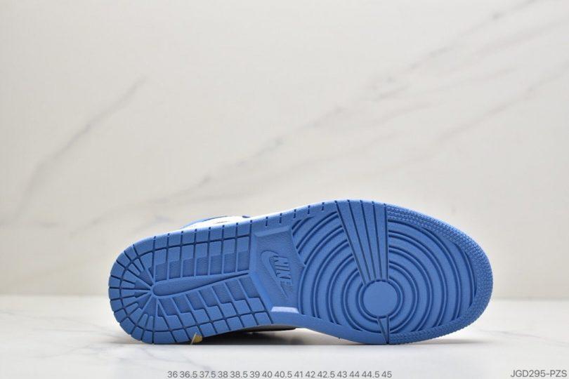 高帮, 篮球鞋, 乔丹篮球鞋, University Blue, Jordan, Air Jordan 1, Air Jordan