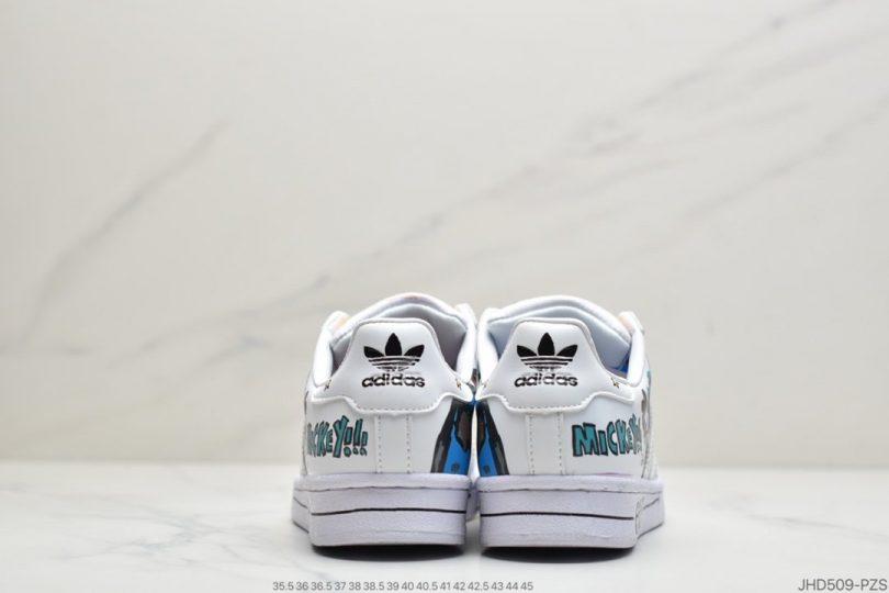 运动板鞋, 贝壳头, 涂鸦, 板鞋, Superstar, Originals