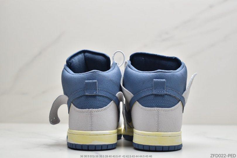 高帮, 联名, 板鞋, 休闲板鞋, Swoosh, Dunk
