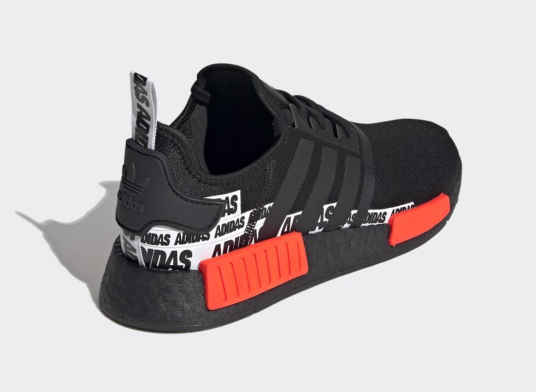 Originals, NMD R1, EVA, Boost, Black, adidas Originals, adidas NMD R1