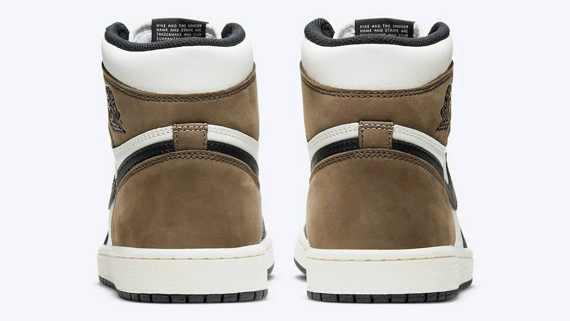运动鞋, Travis Scott, Swoosh, Nike Air, Jordan Brand, Jordan, Dark Mocha, Air Jordan 1, Air Jordan