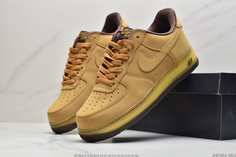 运动板鞋, 空军一号, 板鞋, Wheat Mocha, Nike Air, Air Force 1, AF1