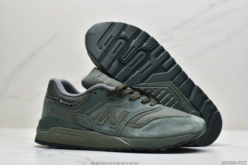 跑鞋, 新百伦, 慢跑鞋, New Balance, M997S, ENCAP, ABZORB