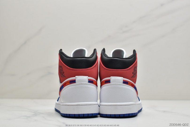 联名, 篮球鞋, Swoosh, Jordan, Air Jordan 1 Mid, Air Jordan