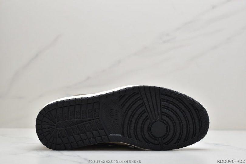 篮球鞋, 倒勾, Jordan, Dark Mocha, Air Jordan 1, Air Jordan