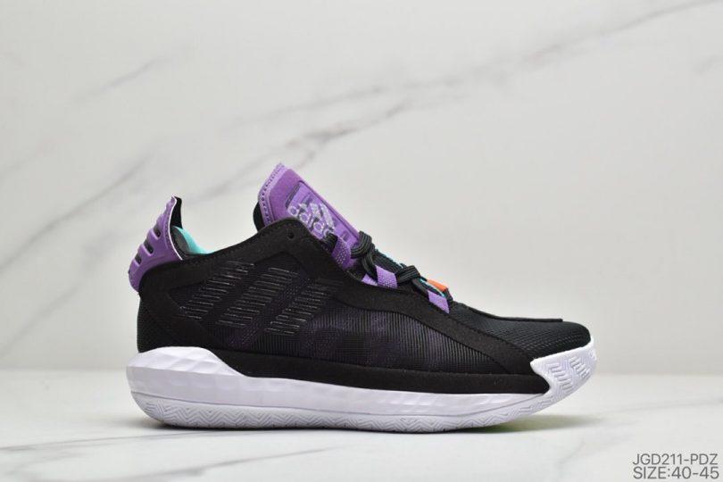 篮球鞋, 利拉德六代, 利拉德, Dame 6