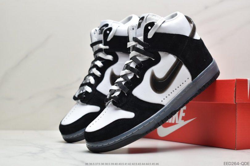 高帮, 熊猫, Swoosh, Nike Dunk, Dunk High, Dunk