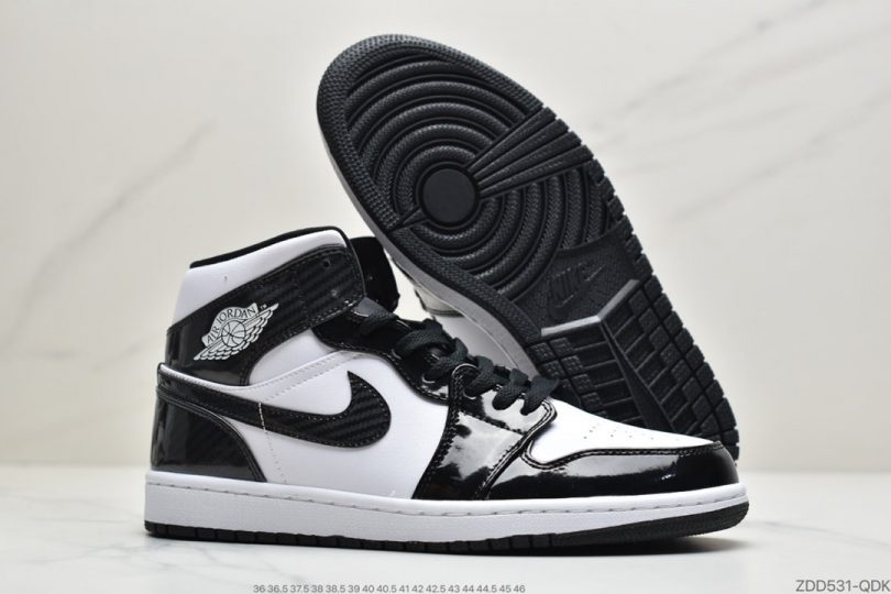篮球鞋, 熊猫, Jordan, All-Star, AJ 1, Air Jordan 1 Mid, Air Jordan 1, Air Jordan