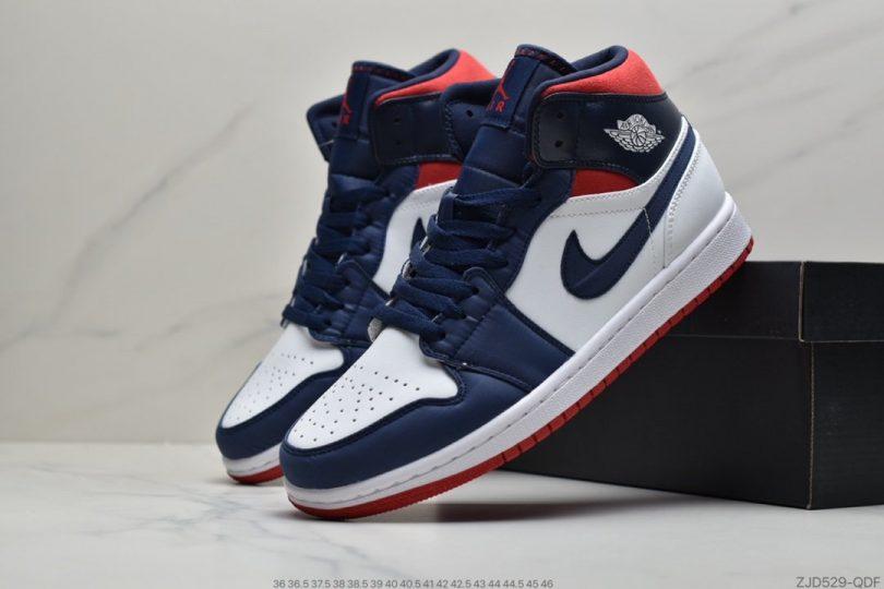 篮球鞋, Jordan Brand, Jordan, Air Jordan 1 Mid, Air Jordan 1, Air Jordan