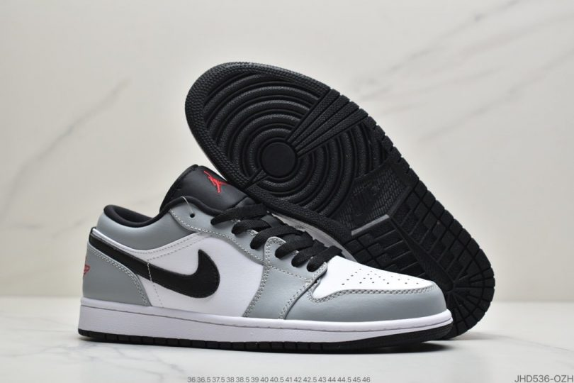 篮球鞋, 低帮篮球鞋, Swoosh, Smoke Grey, Light Smoke Grey, Dior, Air Jordan 1, Air Jordan