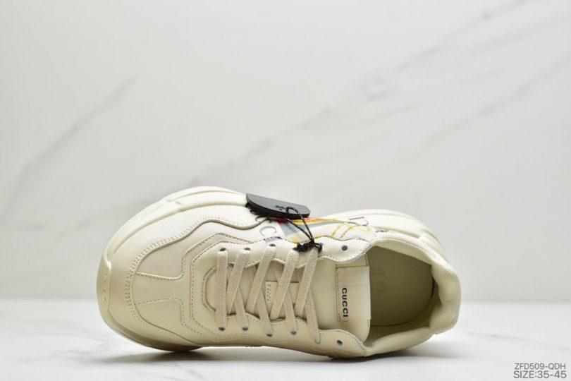 运动鞋, 跑鞋, 慢跑鞋, 古驰, Vintage, Rhyton Vintage, Gucci