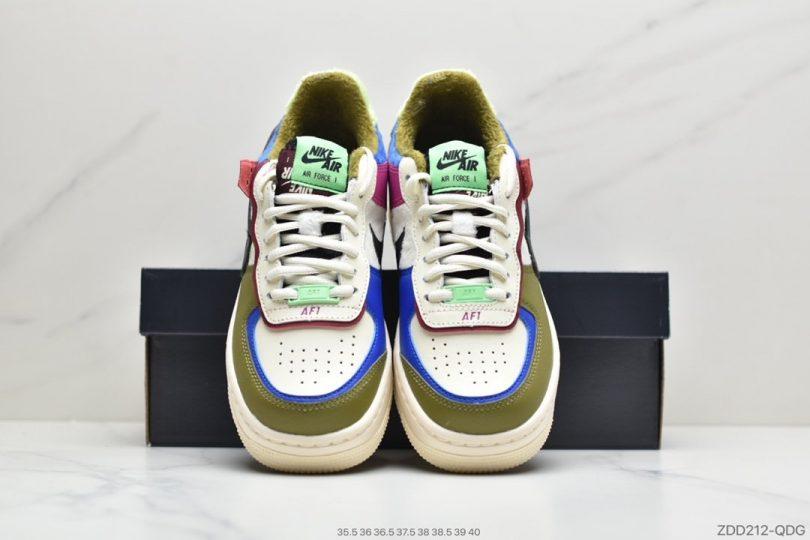 马卡龙, 板鞋, 拼接马卡龙, EVA, Air Force 1 Shadow, Air Force 1
