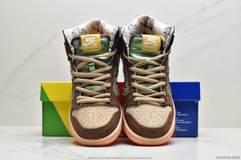 高帮板鞋, 高帮, 板鞋, Nike SB Dunk, Nike SB, NIKE, Mallard, Dunk High