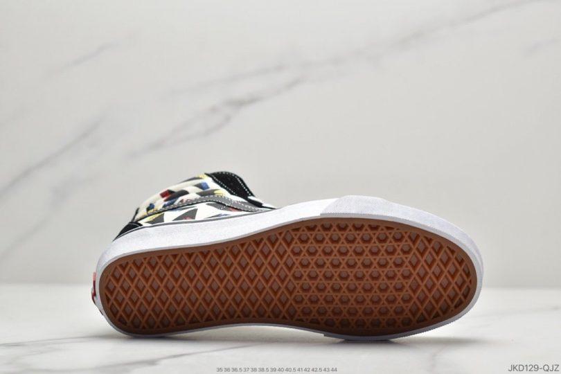 高帮, 联名, 板鞋, Sk8-Hi