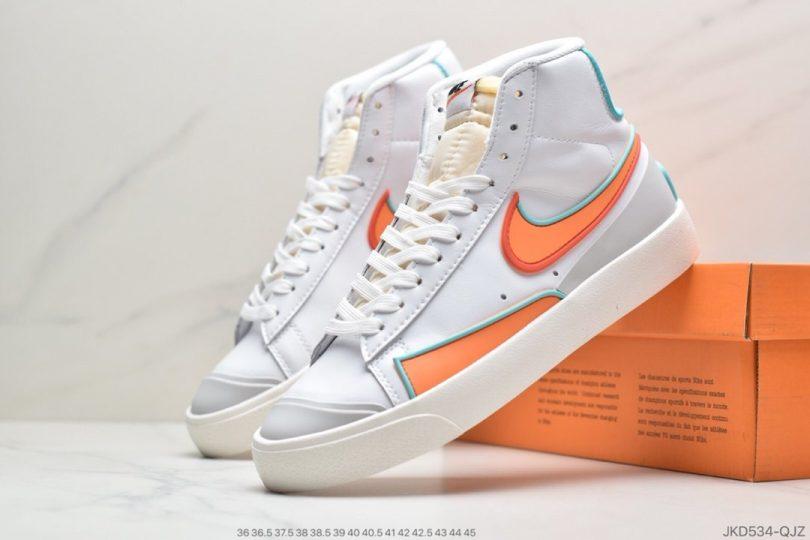 鸳鸯, 运动板鞋, 板鞋, 开拓者, Nike Blazer Mid '77, Nike Blazer Mid, Blazer Mid, Blazer