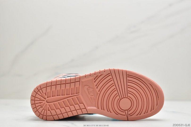 篮球鞋, Nike Air, Jordan, Air Jordan 1 Mid, Air Jordan 1, Air Jordan