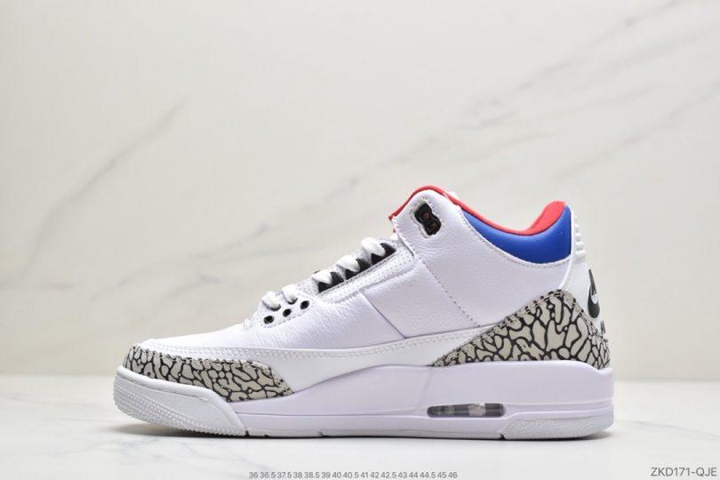 篮球鞋, Jumpman, Jordan, AJ3, Air Jordan 3 Retro, Air Jordan 3, Air Jordan