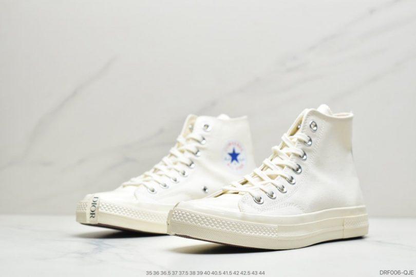 高帮, 运动板鞋, 解构, 板鞋, 匡威, Not for Sale, Dior迪奥, Dior, Converse, Chuck 1970 High