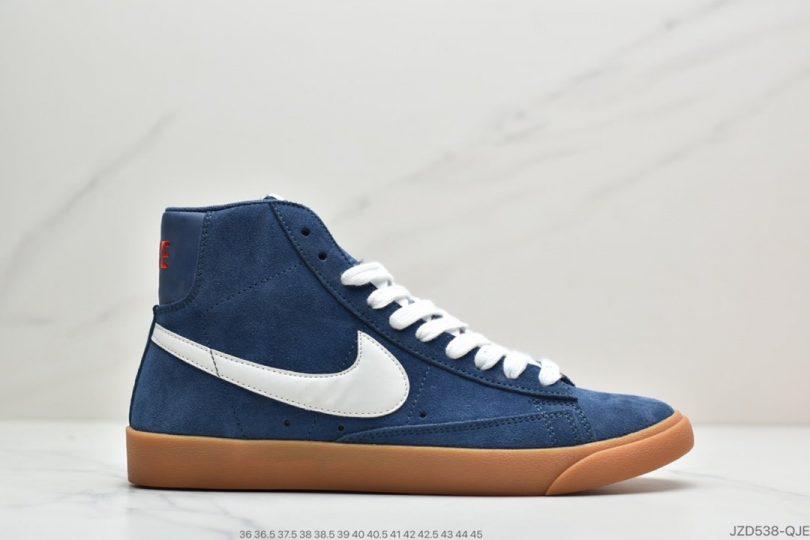 运动板鞋, 板鞋, 开拓者, Swoosh, Blazer Mid