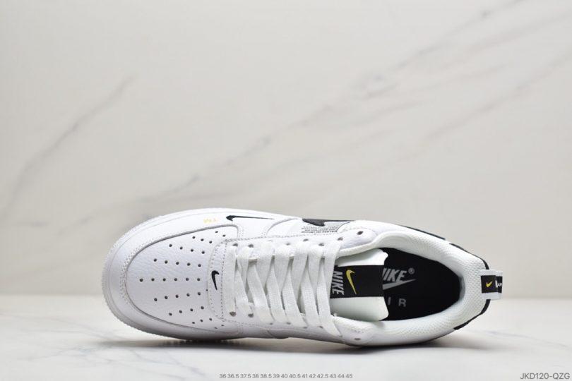解构, 空军一号, 板鞋, 休闲板鞋, Utility White, Nike Air Force 1, Nike Air, AJ7, Air Force 1, AF1
