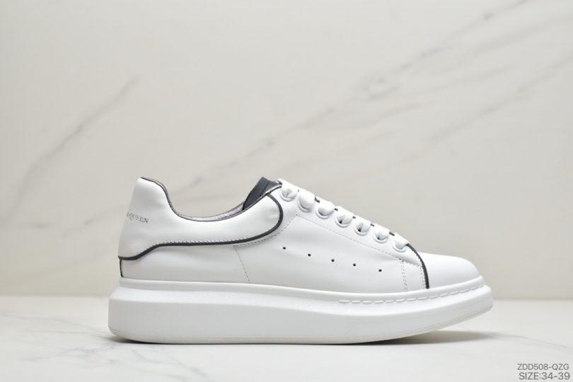 麦昆, 松糕鞋, 小白鞋, 亚历山大麦昆, McQueen, Alexander McQueen